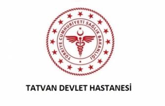 Tatvan Devlet Hastanesi