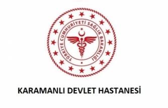 Karamanlı Devlet Hastanesi