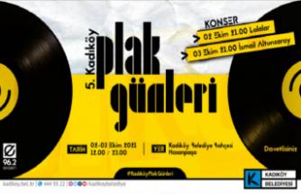Kadıköy Plak Günleri 2-3 Ekim'de Yapılacak