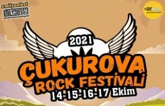 Çukurova Rock Festivali İle Adana Müziğe Doyacak