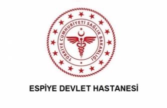 Espiye Devlet Hastanesi