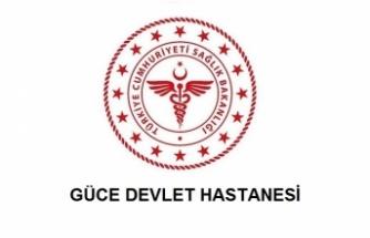 Güce Devlet Hastanesi