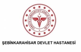 Şebinkarahisar Devlet Hastanesi