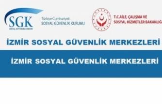 SGK İzmir İlçe Müdürlükleri