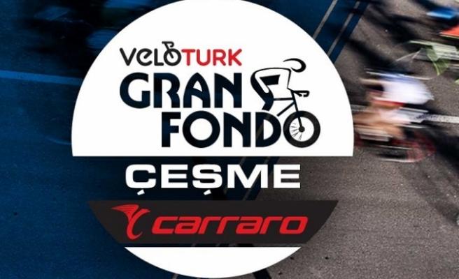 Gran Fondo 2018 Çeşme bisiklet yarışları 4 Kasım'da yapılacak