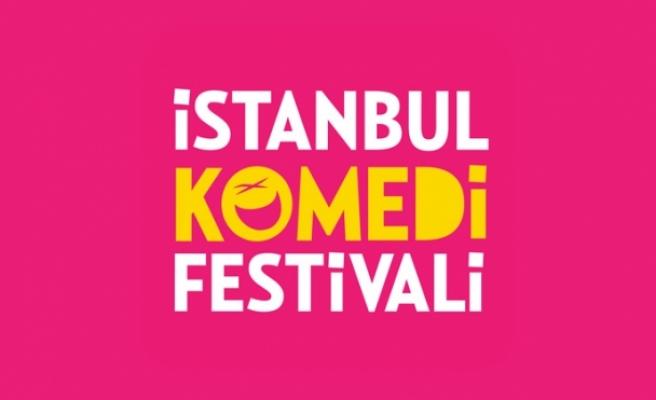 İstanbul Komedi Festivali başlıyor.