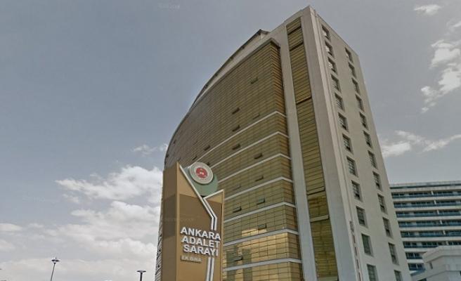 Ankara Adalet Sarayı Balgat Ek Hizmet Binası