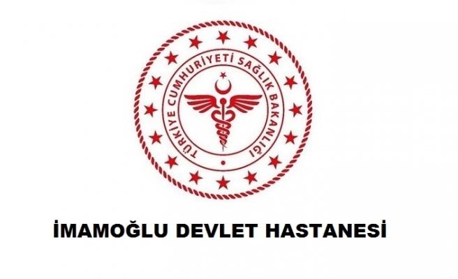 İmamoğlu Devlet Hastanesi