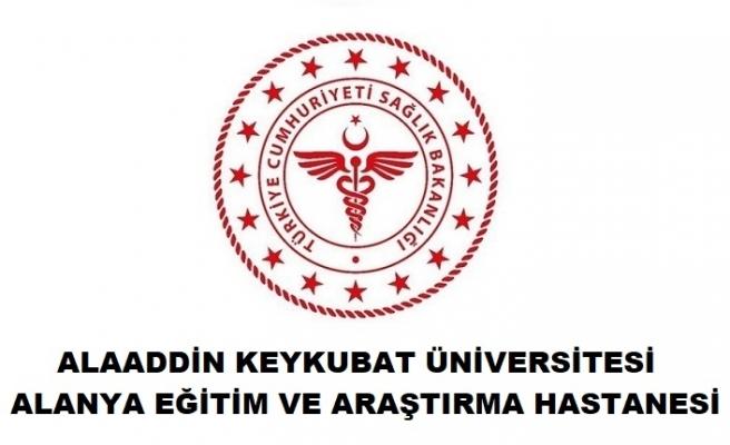 Alaaddin Keykubat Üniversitesi Alanya Eğitim ve Araştırma Hastanesi