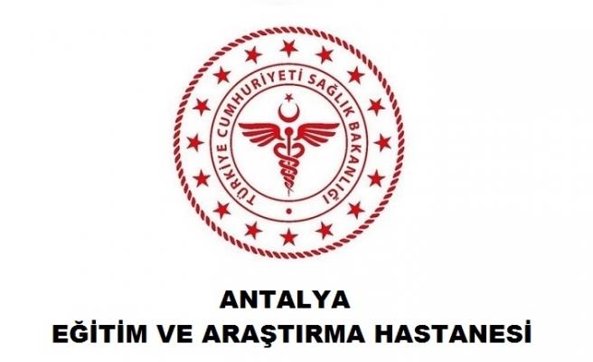 Antalya Eğitim ve Araştırma Hastanesi
