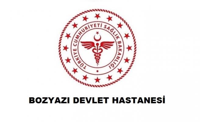 Bozyazı Devlet Hastanesi