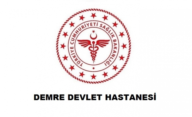 Demre Devlet Hastanesi