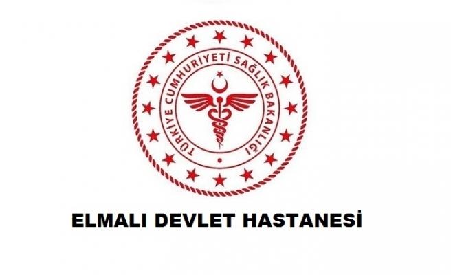 Elmalı Devlet Hastanesi
