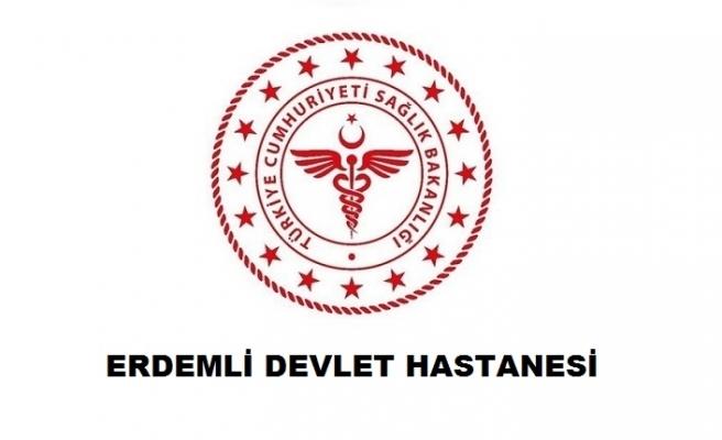 Erdemli Devlet Hastanesi