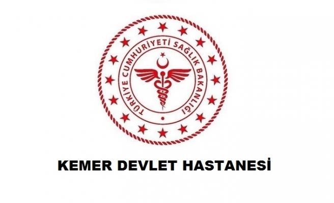 Kemer Devlet Hastanesi