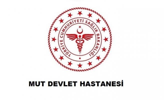 Mut Devlet Hastanesi