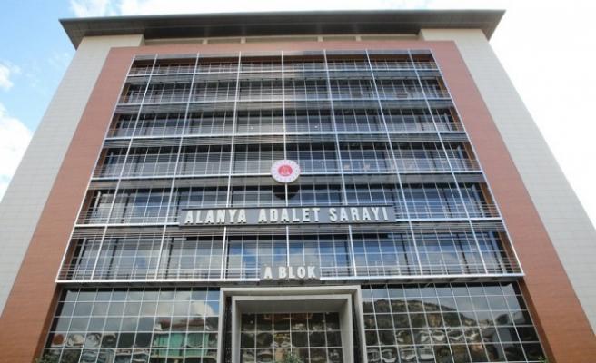 Alanya Adalet Sarayı