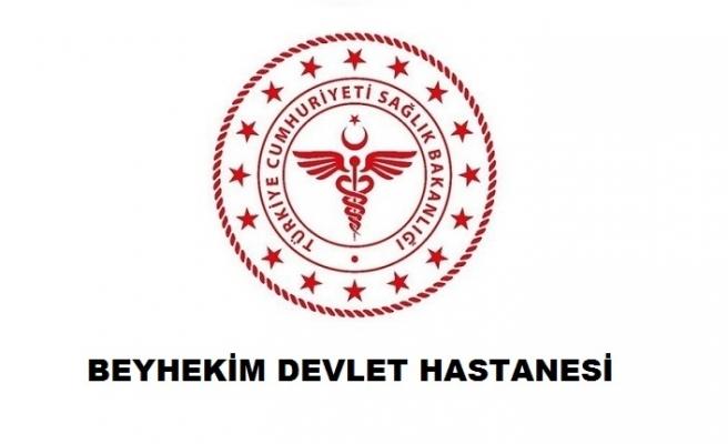 Beyhekim Devlet Hastanesi