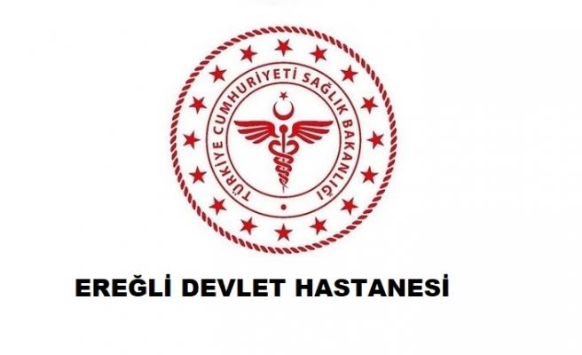 Ereğli Devlet Hastanesi