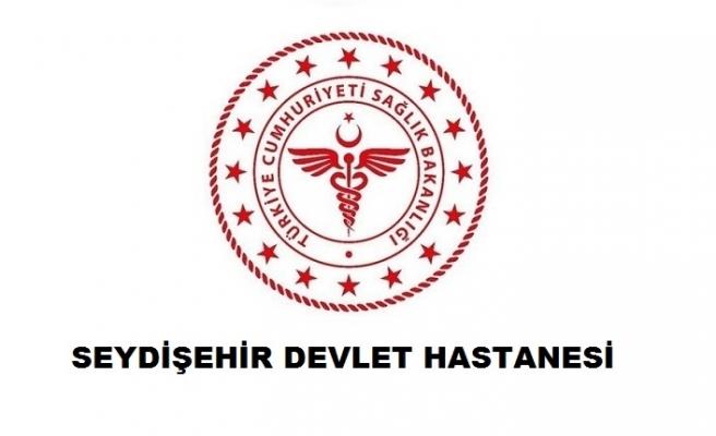 Seydişehir Devlet Hastanesi