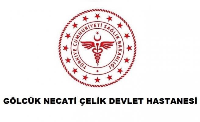 Gölcük Necati Çelik Devlet Hastanesi