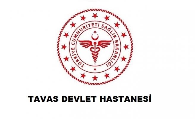 Tavas Devlet Hastanesi