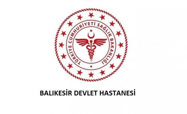 Balıkesir Devlet Hastanesi