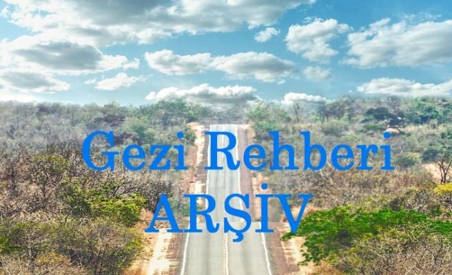 Gezi Rehberi Arşivi