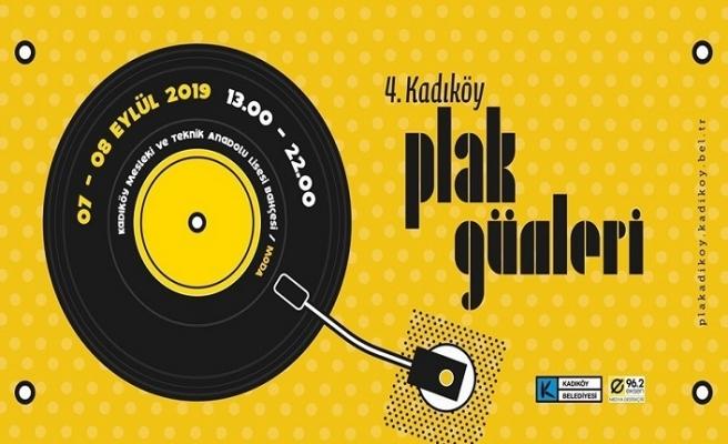 Kadıköy Plak Günleri başlıyor!