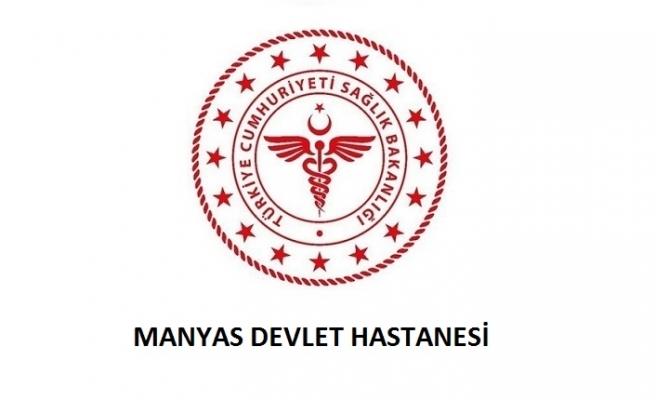 Manyas Devlet Hastanesi