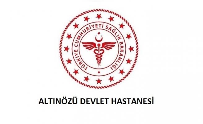 Altınözü Devlet Hastanesi