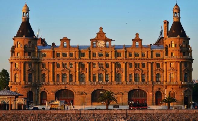 Bir Binadan Fazlası: Haydarpaşa Tren Garı