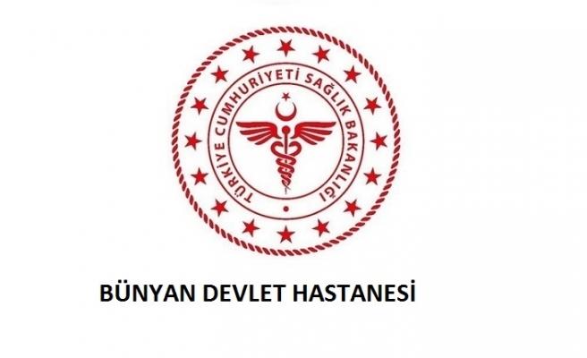 Bünyan Devlet Hastanesi