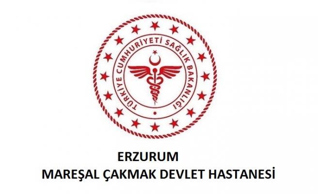 Erzurum Mareşal Çakmak Devlet Hastanesi