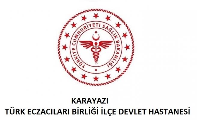 Karayazı Türk Eczacıları Birliği Devlet Hastanesi