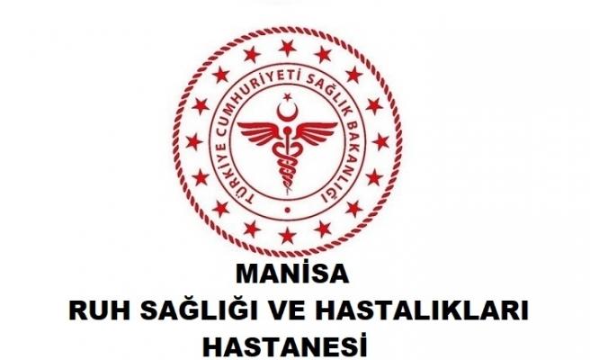 Manisa Ruh Sağlığı ve Hastalıkları Hastanesi
