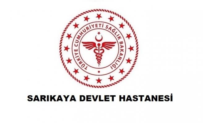Sarıkaya Devlet Hastanesi