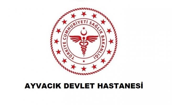 Ayvacık Devlet Hastanesi
