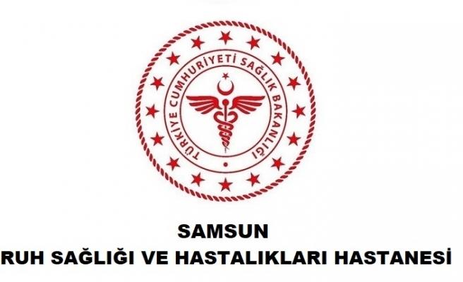 Samsun Ruh Sağlığı ve Hastalıkları Hastanesi