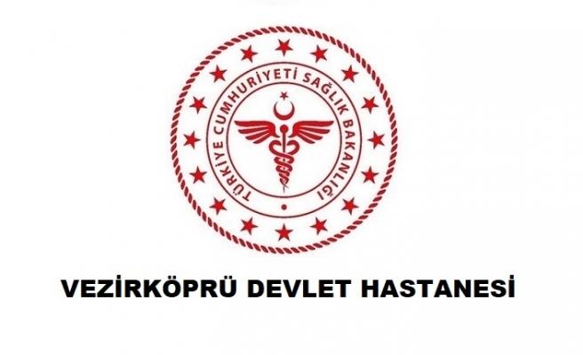 Vezirköprü Devlet Hastanesi