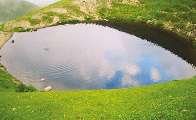 Dipsiz Göl Su Tutmaya Başladı