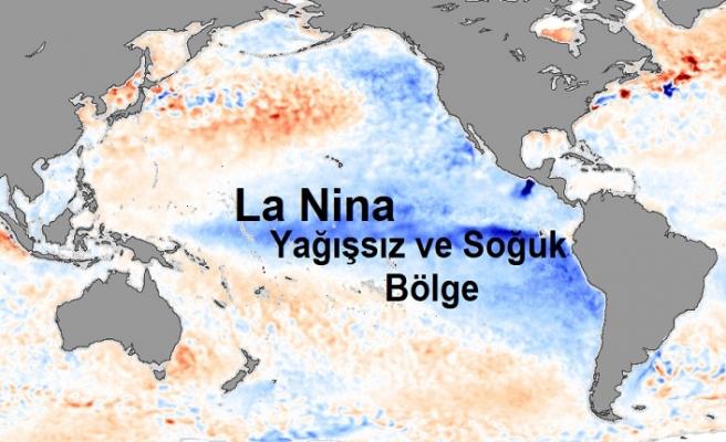 El Nino'dan La Nina'ya...