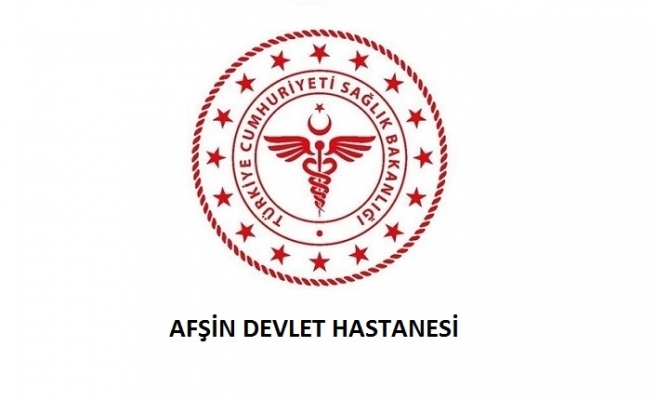 Afşin Devlet Hastanesi
