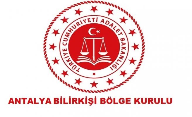 Antalya Bilirkişilik Bölge Kurulu