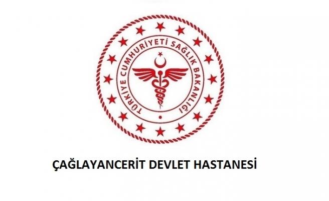 Çağlayancerit Devlet Hastanesi