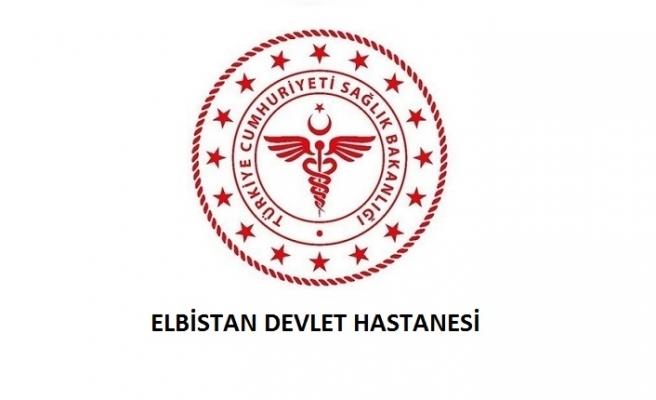Elbistan Devlet Hastanesi