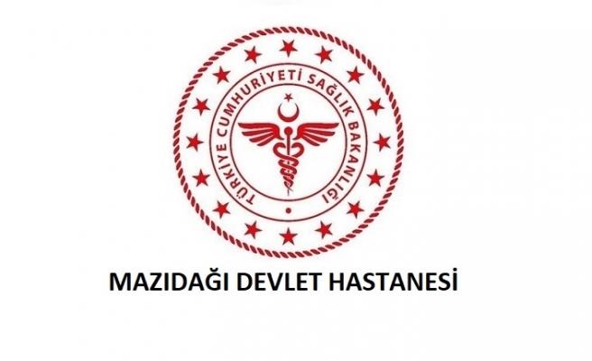 Mazıdağı Devlet Hastanesi