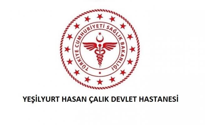 Yeşilyurt Hasan Çalık Devlet Hastanesi