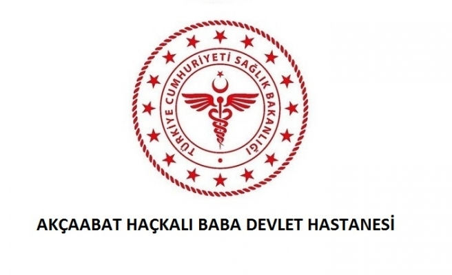 Akçaabat Haçkalı Baba Devlet Hastanesi