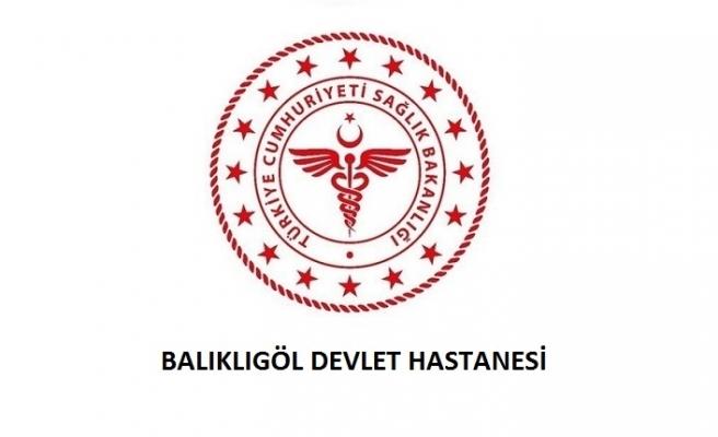 Balıklıgöl Devlet Hastanesi